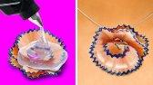 ساخت صنایع دستی زیبا با رزین و چسب