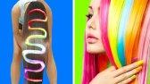 31 ترفند آرایش موهای رنگارنگ