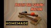 ساخت دستگاه پرس کیسه های پلاستیکی