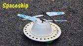 ساخت سفینه فضایی ساده