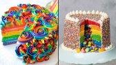 آموزش تهیه و تزیین کیک های زیبا