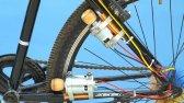 ساخت دوچرخه برقی با موتور 895