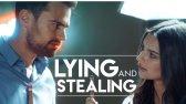 فیلم دروغ و سرقت زیرنویس فارسی Lying And Stealing 2019