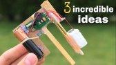 ۳ اختراع ساده و دست ساز