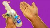 ساخت دستگاه ضدعفونی دستی اتوماتیک