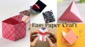 آموزش ساخت کاردستی های کاغذی زیبا