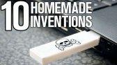 ۱۰ اختراع دست ساز و کاربردی