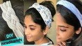 آموزش ساخت هدبند زیبای دخترانه