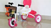ساخت دوچرخه برقی برای کودکان