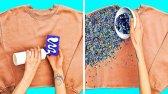 29 ایده خلاقانه برای تبدیل لباس ها به وسایل جالب
