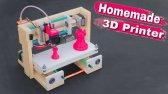 نحوه ساخت پرینتر سه بعدی