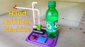 نحوه ساخت دستگاه ضد عفونی کننده در خانه