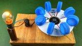 ساخت ژنراتور انرژی الکتریکی رایگان