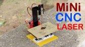 نحوه ساخت دستگاه لیزر CNC حکاکی