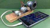 ساخت شارژر رایگان موبایل