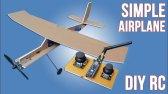 آموزش ساخت هواپیمای کنترلی ساده