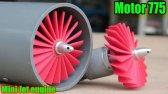 ساخت توربین بادی با موتور 775