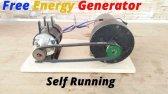 ساخت دستگاه تولید انرژی رایگان