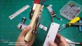 آموزش ساخت یک اره برقی با استفاده از   موتور 775 و لوله پی وی سی