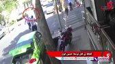 ویدیو صحنه قتل با شلیک مرگبار توسط حسین غول در تهران