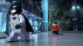 انیمیشن لگو دیسی بتمن مشکلات خانوادگی دوبله فارسی LEGO DC Batman Family Matters 2019 با