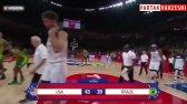 خلاصه بازی بسکتبال آمریکا 89  73 برزیل