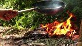 ایده آشپزی در جنگل