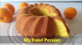 کیک پرتقالی فوق العاده آسان