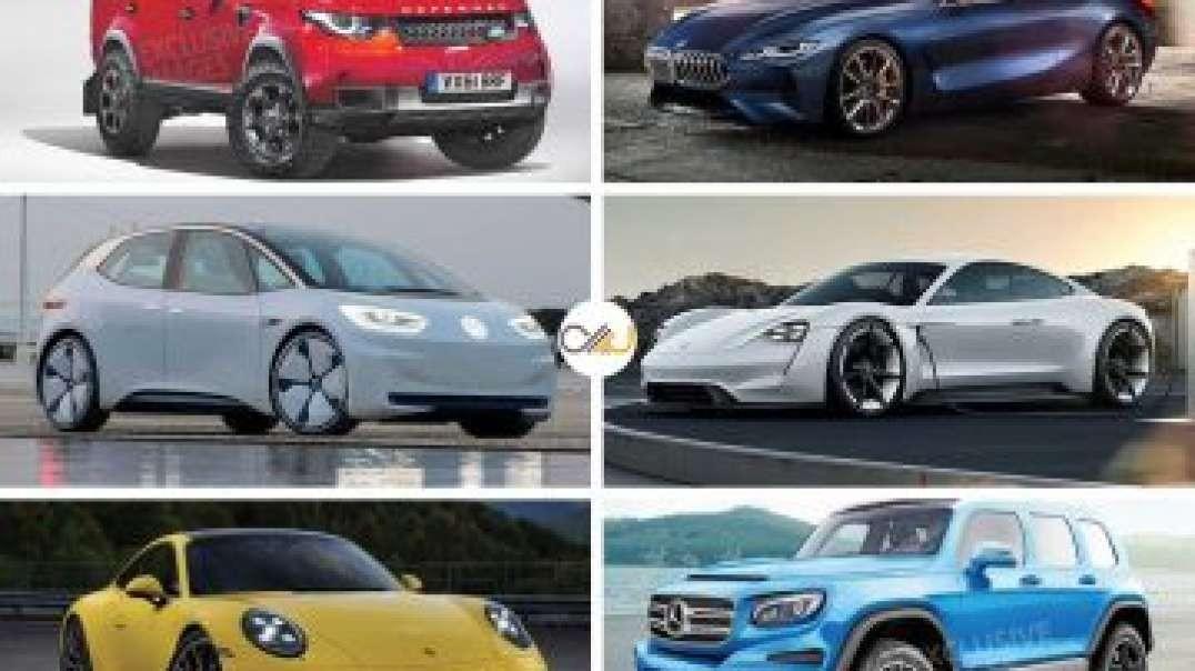 ۹ تا از جدیدیترین سوپر ماشین ها ی ۲۰۱۹ و ۲۰۲۰