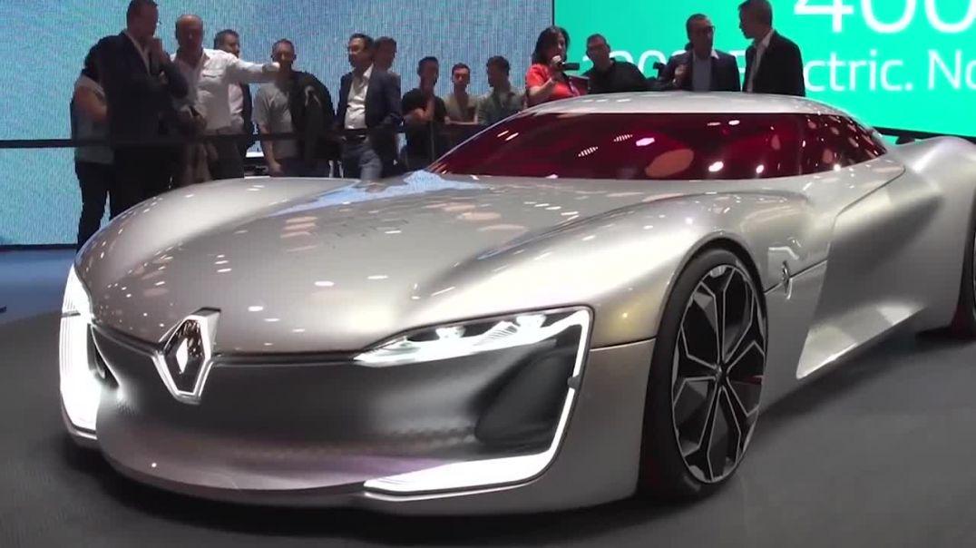 ده خودروی منحصر به فرد در جهان