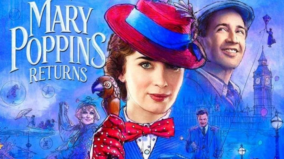 فیلم مری پاپینز بر می گردد با دوبله فارسی Mary Poppins Returns 2018