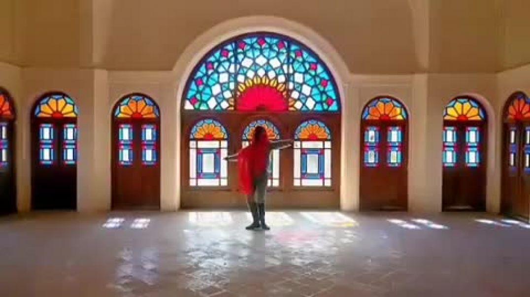 رقص جنجالی در کاشان