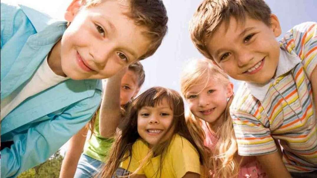 واکنش جالب و خنده دار از بچه ها در باغ وحش