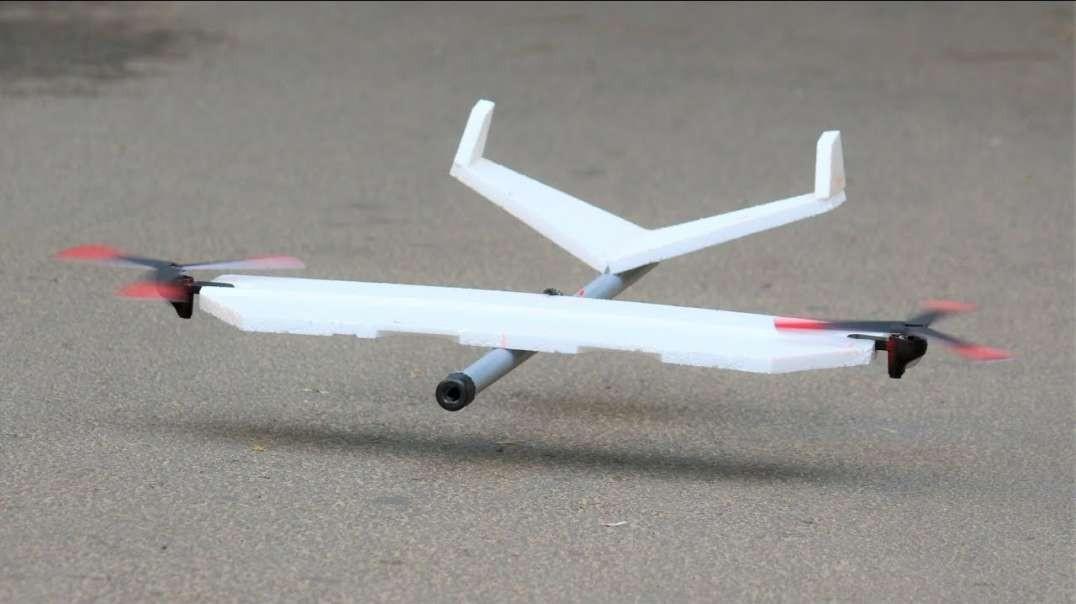 چگونه هواپیما بسازیم؟ - هلیکوپتر V-22