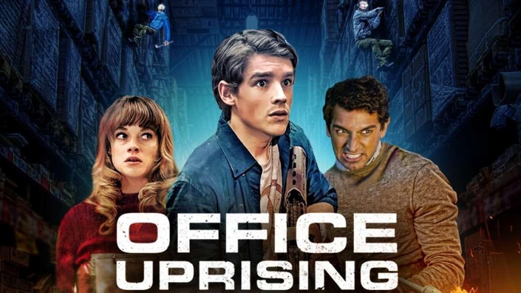 فیلم شورش در اداره Office Uprising 2018 دوبله فارسی