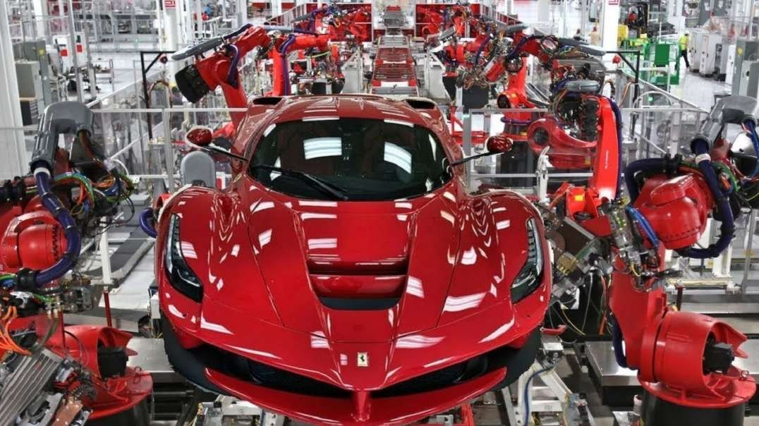 کارخانه تولید اتوماتیک خودرو، مرسدس بنز مونتاژ جدید
