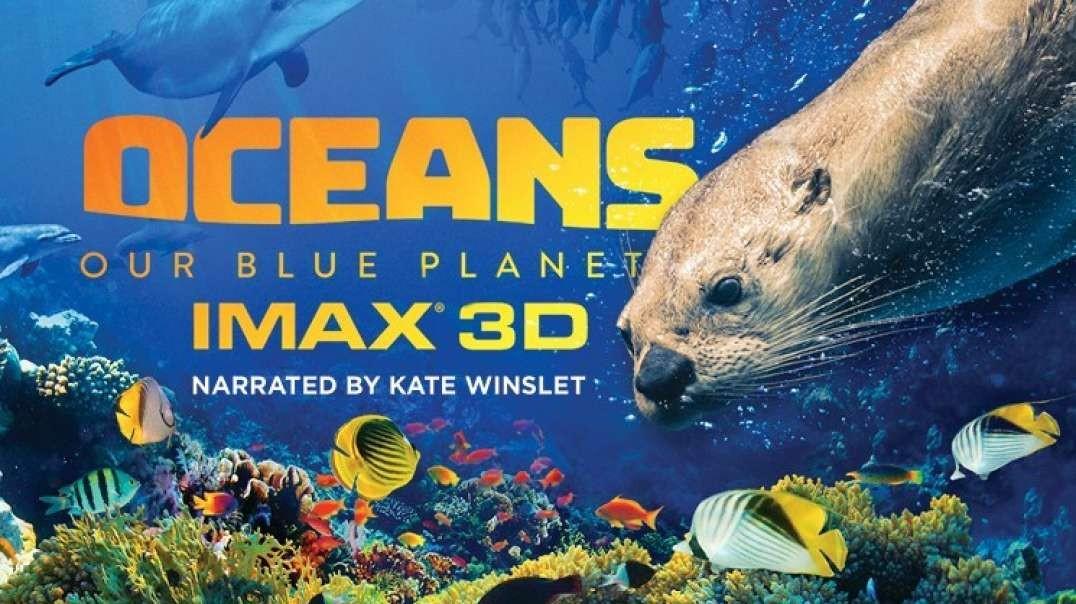مستند اقیانوس سیاره آبی ما با دوبله فارسی
