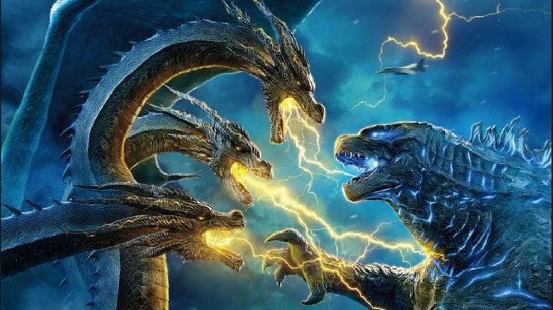 فیلم گودزیلا پادشاه هیولاها دوبله فارسی Godzilla King of Monsters 2019