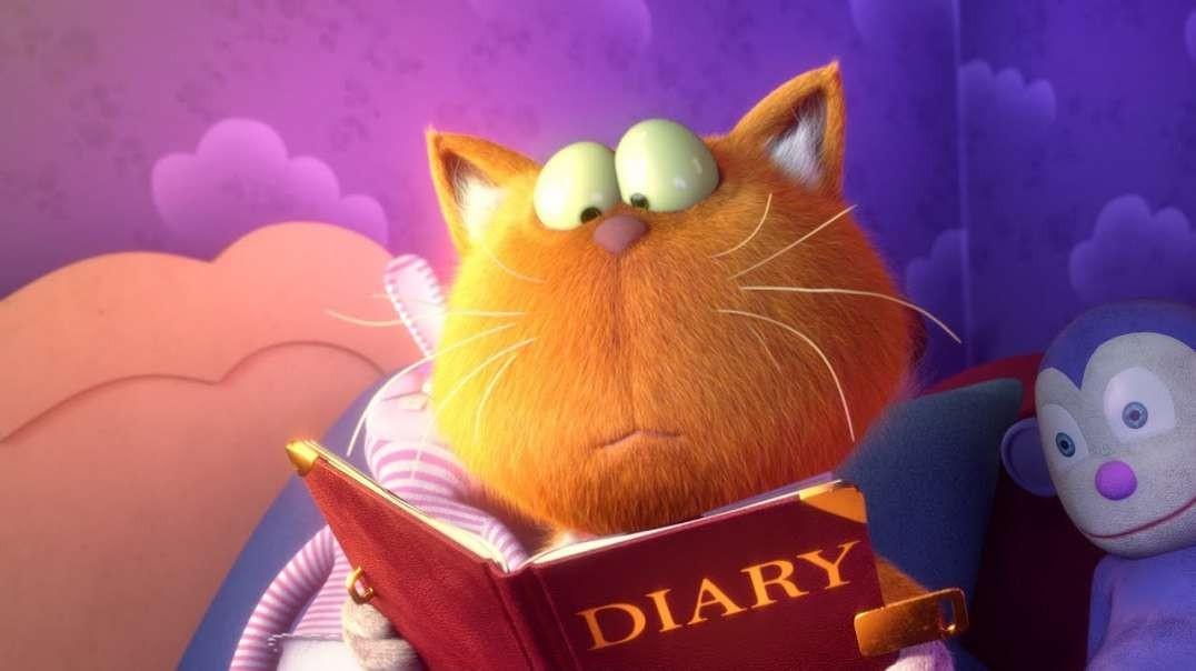 انیمیشن گربه جاسوس دوبله فارسی 2019 Spy Cat