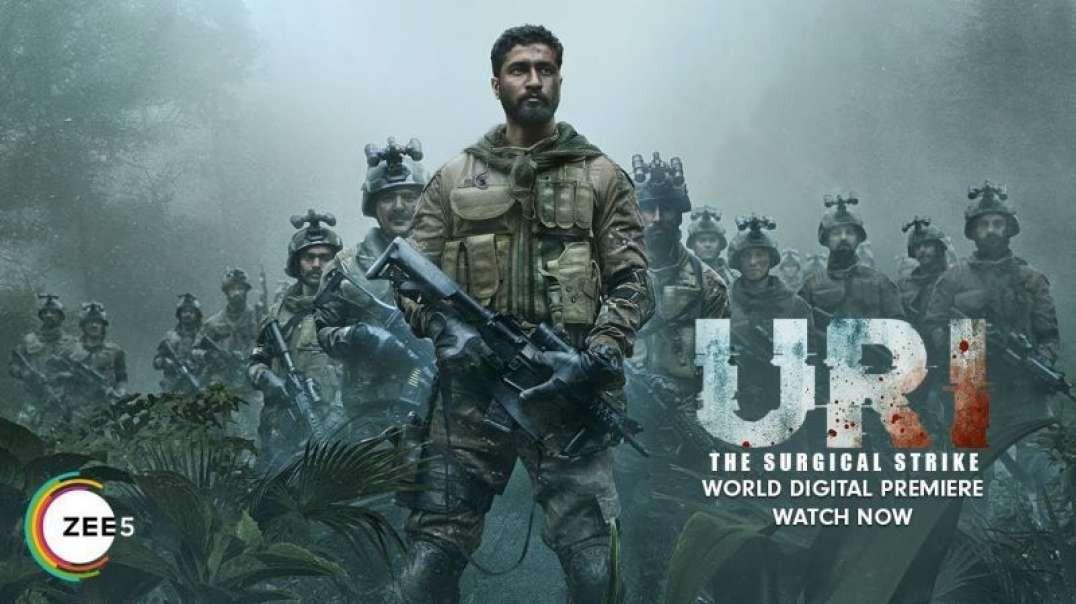 فیلم هندی اوری : حمله جراحی دوبله فارسی 2019 Uri: The Surgical Strike