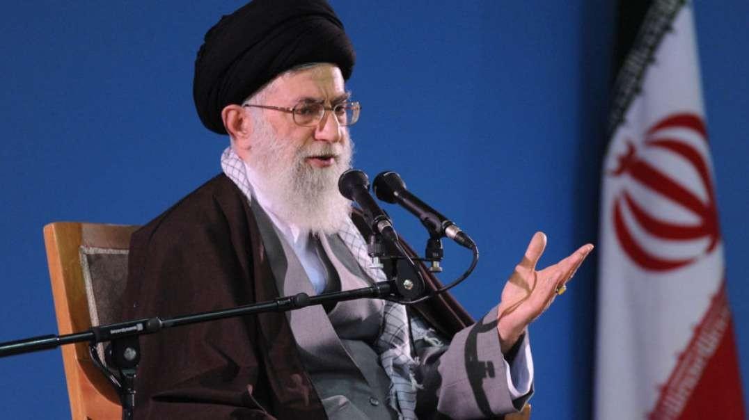 صحبت های جدید آیت الله خامنه ای در مورد آمریکا و عربستان