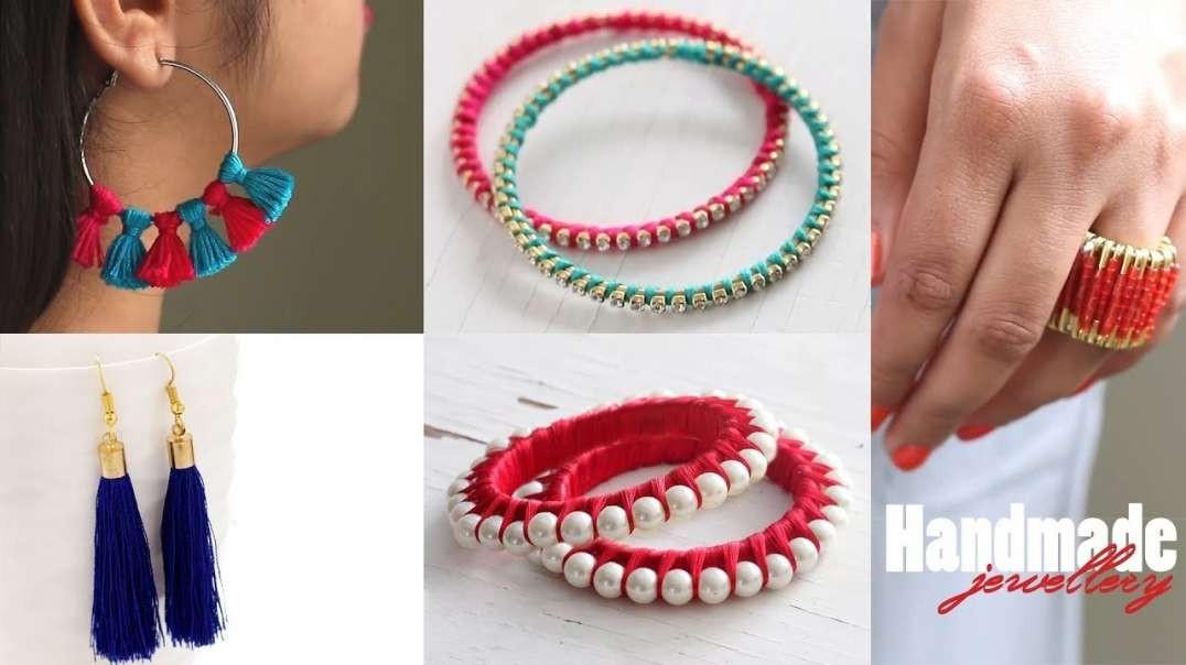 ساخت  جواهرات دست ساز