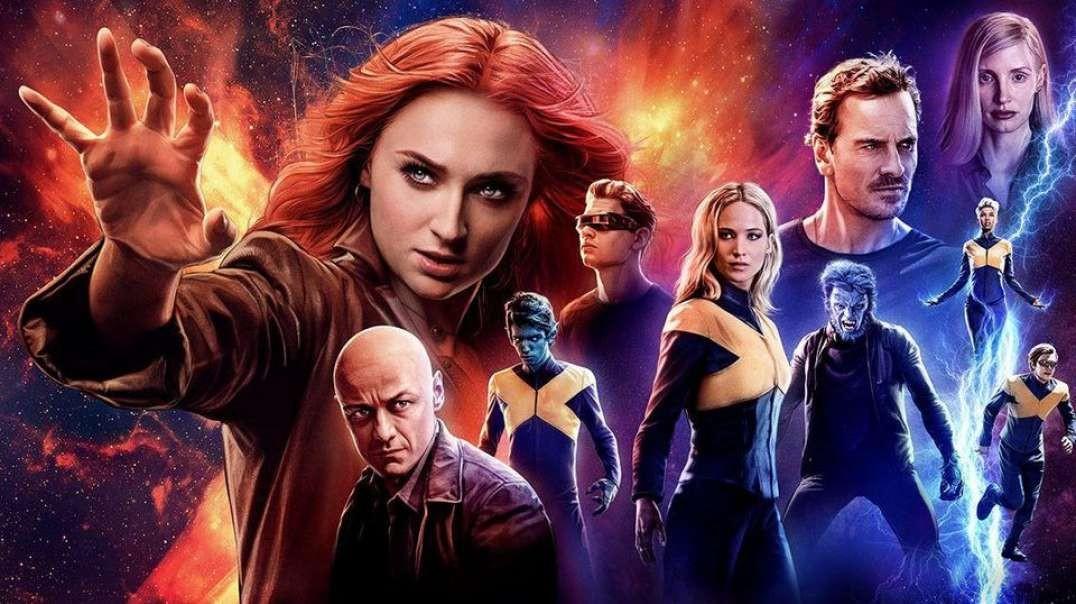 فیلم مردان ایکس ققنوس سیاه زیرنویس فارسی X-Men Dark Phoenix 2019