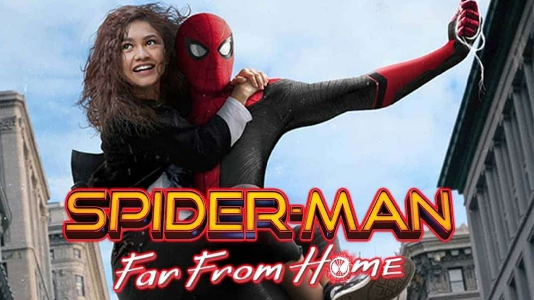 فیلم مرد عنکبوتی دور از خانه زیرنویس فارسی Spider-Man Far From Home 2019