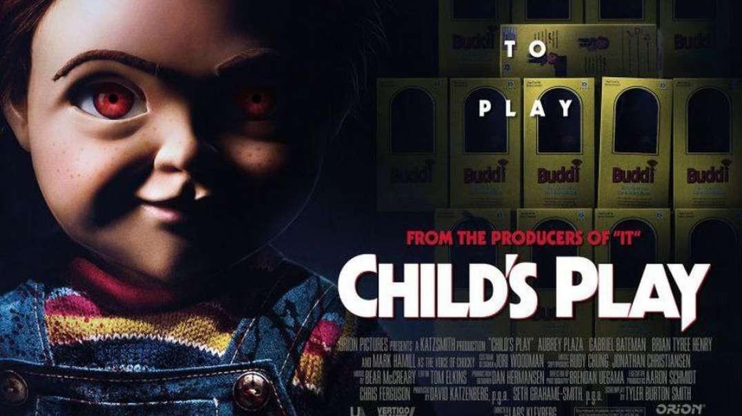 فیلم بازی بچگانه دوبله فارسی Childs Play 2019