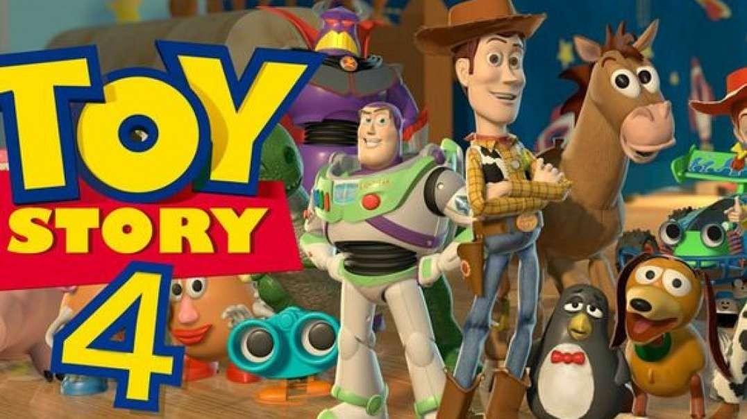 انیمیشن داستان اسباب بازی ها 4 دوبله فارسی Toy Story 4 2019