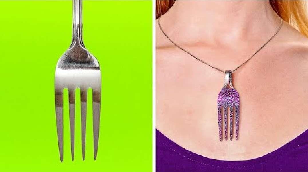 34 ایده ساخت جواهرات دست ساز