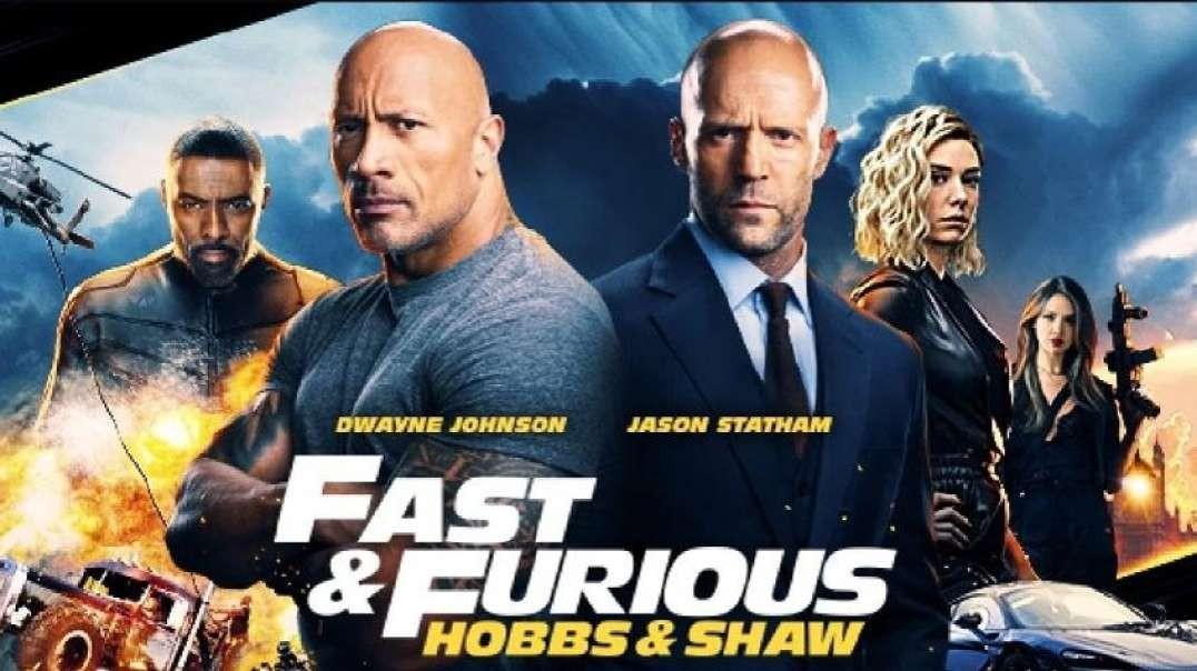 فیلم سریع و خشن دوبله فارسی : هابز و شاو 2019 Fast & Furious Presents