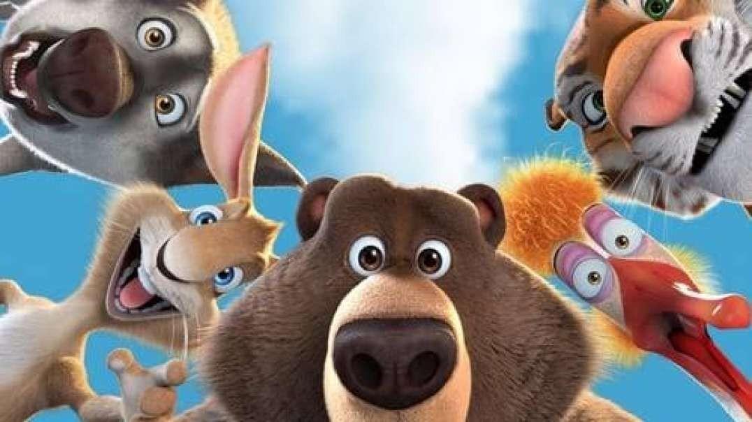 انیمیشن سفر بزرگ دوبله فارسی The Big Trip 2019