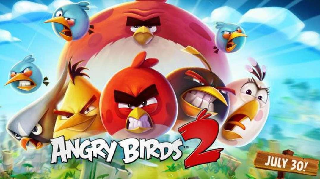 انیمیشن پرندگان خشمگین ۲ دوبله فارسی ۲۰۱۹
